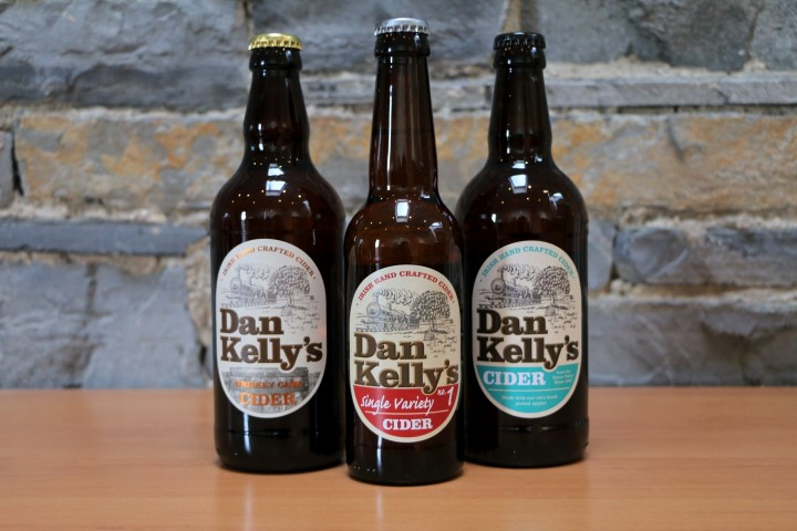 The Dan Kelly's Cider Family