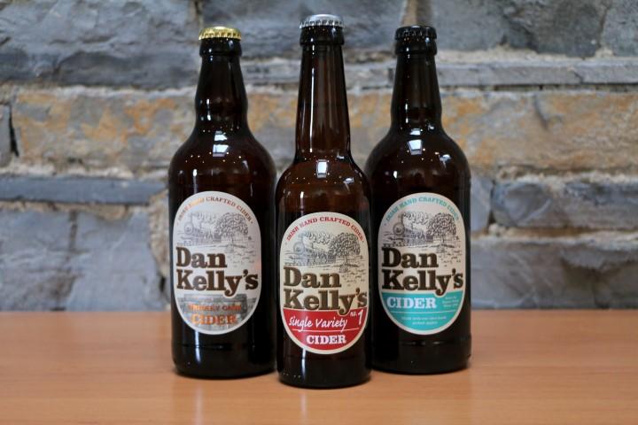 The Dan Kelly's Cider Family