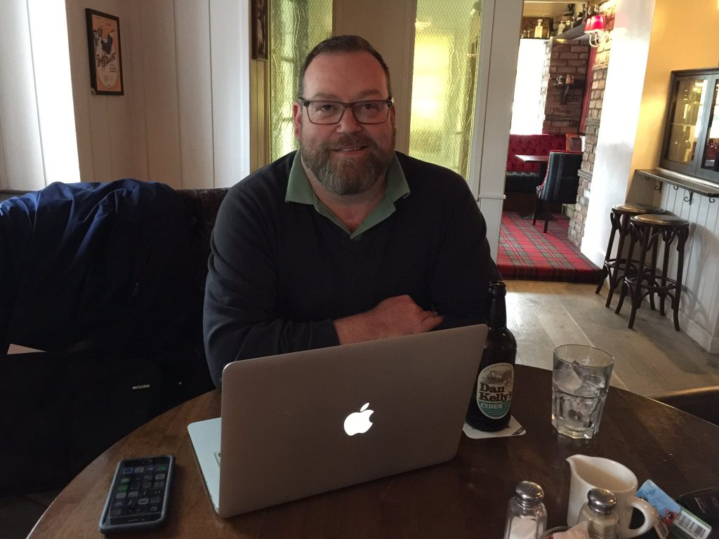 The time we sat down to host #irishbeerchat